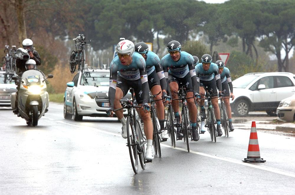 A győztes Quick Step (Fotó: Stefano Sirotti - sirotti.it)