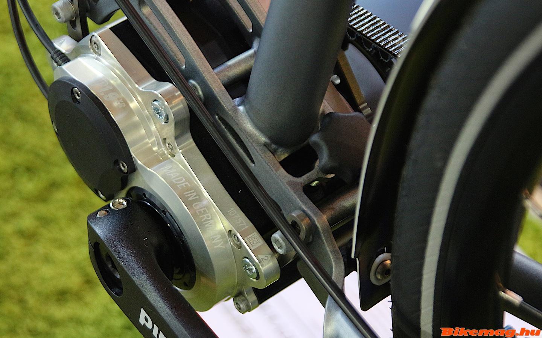 Mérnöki csoda: Pinion gearbox