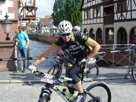 A versenyt tavaly Mikula Gáborral párban teljesítő Adorján Sándor a 4. etapon sajnos már nem állt rajthoz