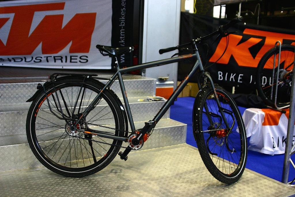 KTM Lontano P18 Pinion+Gates Carbondrive