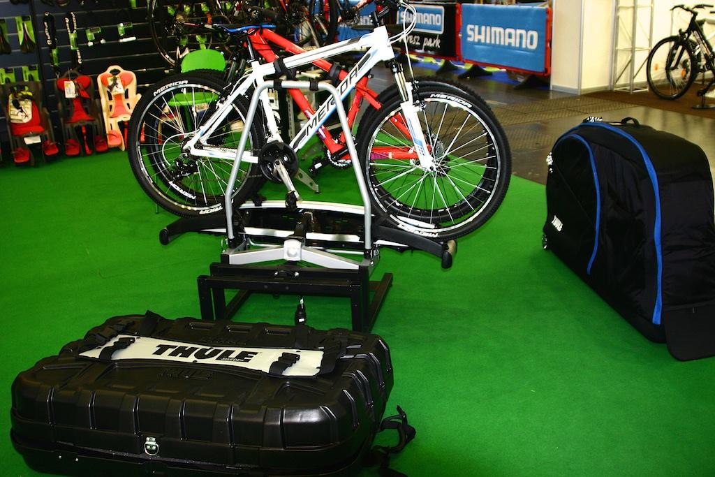 Thule Bike Case kerékpárszállító táska