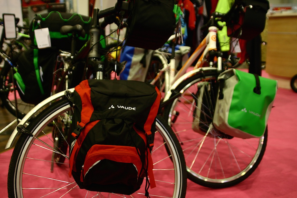 VauDe kerékpáros táskák
