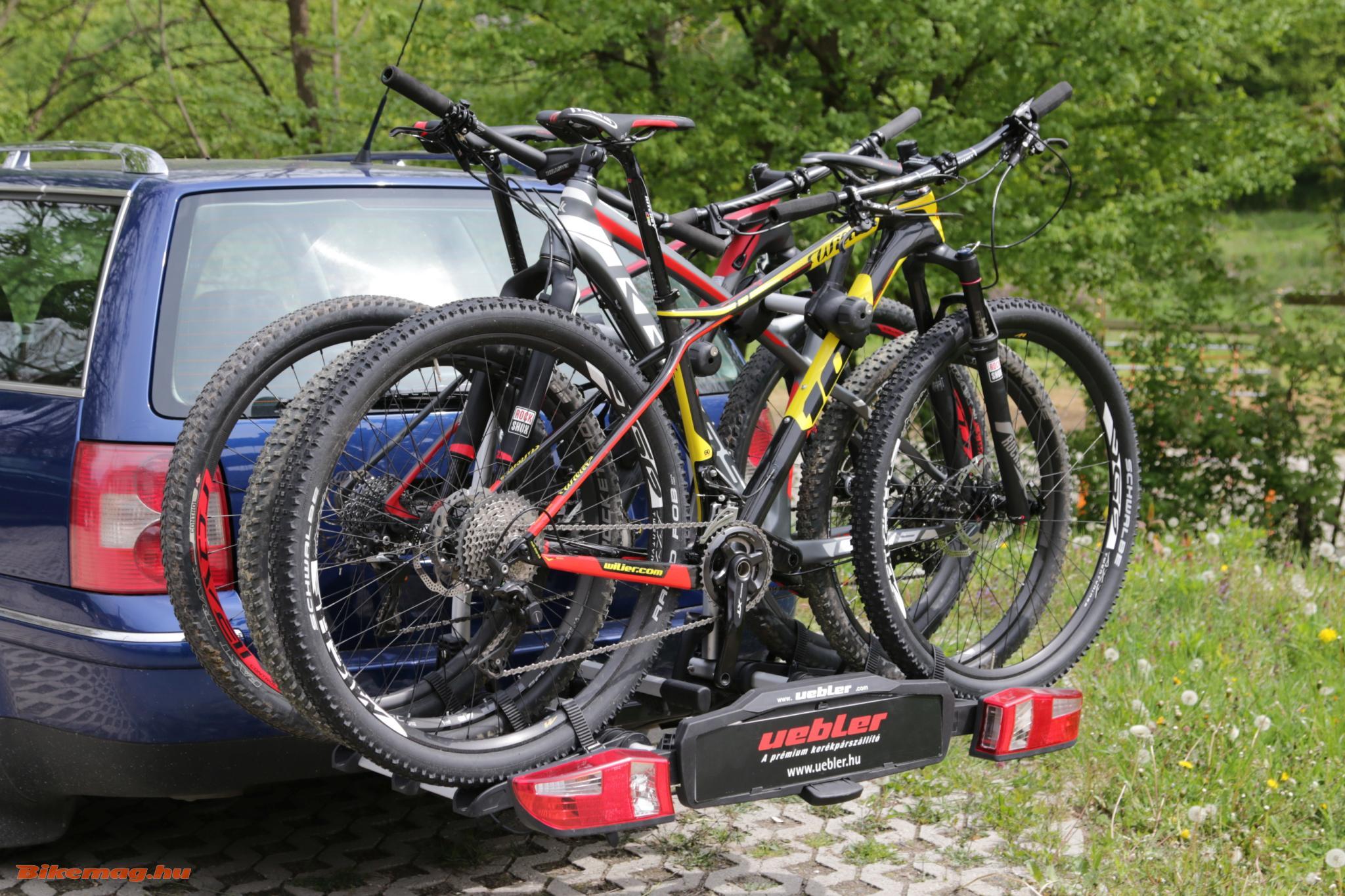 Milyen minőségű tartóra bíznál rá 2-4 millió forintnyi bringát?