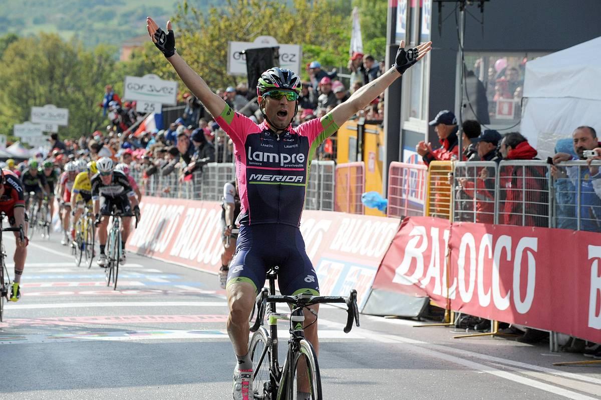 Ulissi fölényes győzelme (Fotó: Stefano Sirotti)