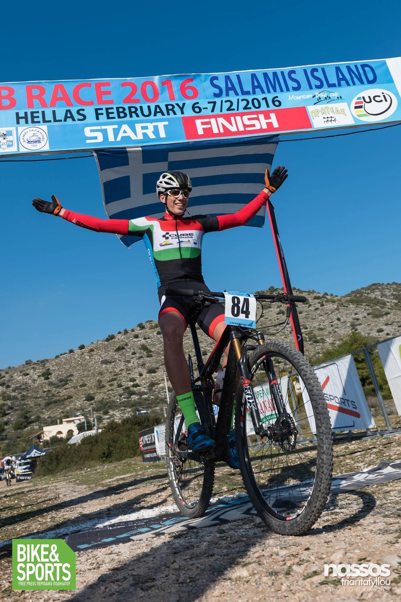 Valter Attila (Fotó: Bike&Sports)