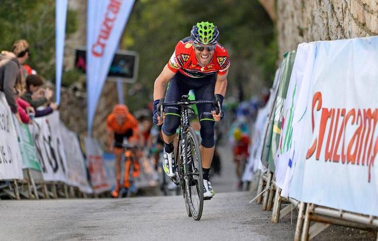 Valverde a hegyi befutón