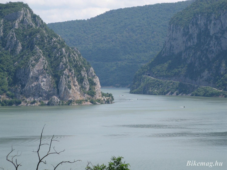 Akárcsak egy fjord: a Kazán szoros