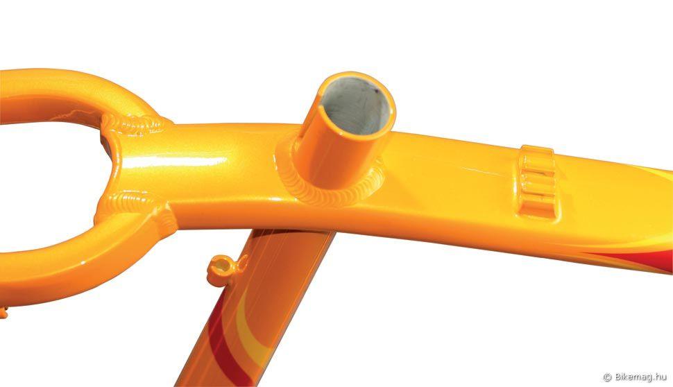 Aero Multishape felsőcső, kiemelkedő ár/minőség arány