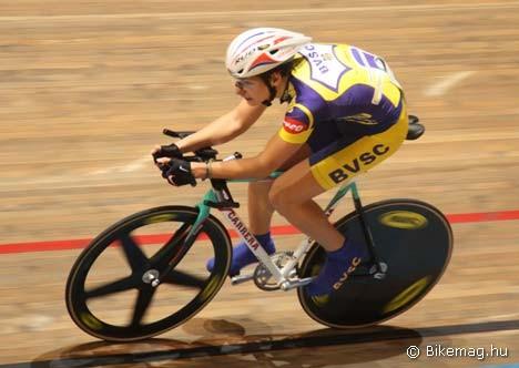 A 2008-as ifjúsági 1000 méteres magyar bajnok Solymosi Márton