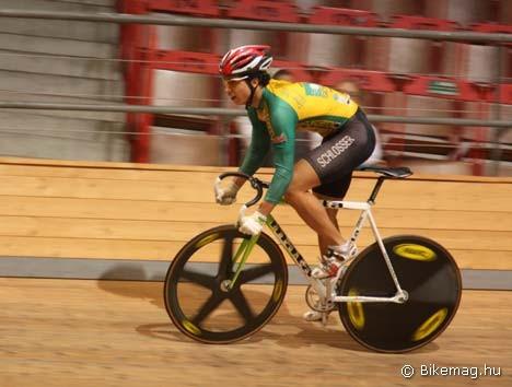 Szalontay Sándor ezúttal megelőzte a 2007-es magyar elit sprintbajnokot