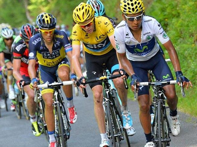 Contador, Froome, Quintana...