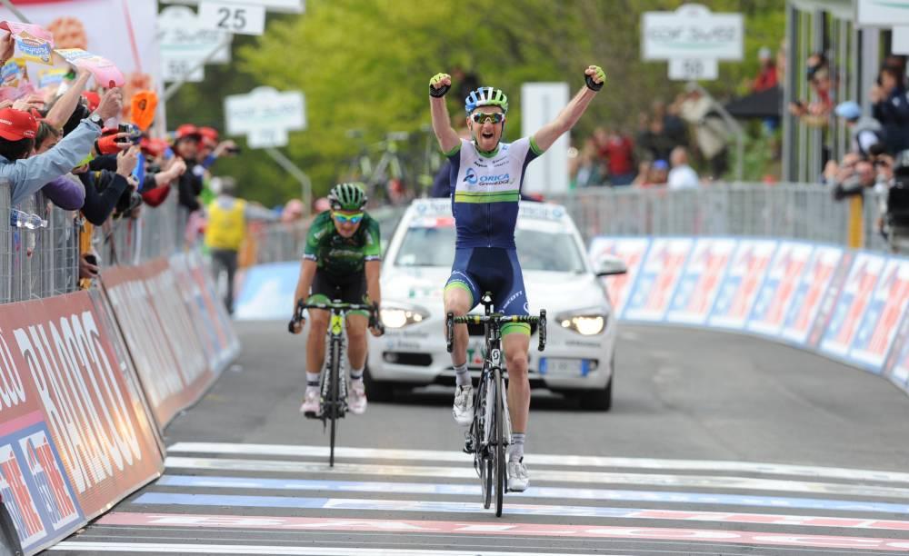 Peter Weening a szakaszgyőztes - a GreenEdge harmadik győzelme!