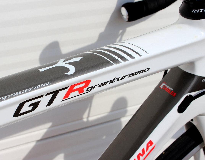 A GT kényelemorientált kerékpár, a csőprofilok is ennek megfelelően készülnek, a kidolgozás pedig valóban elsőrendű...