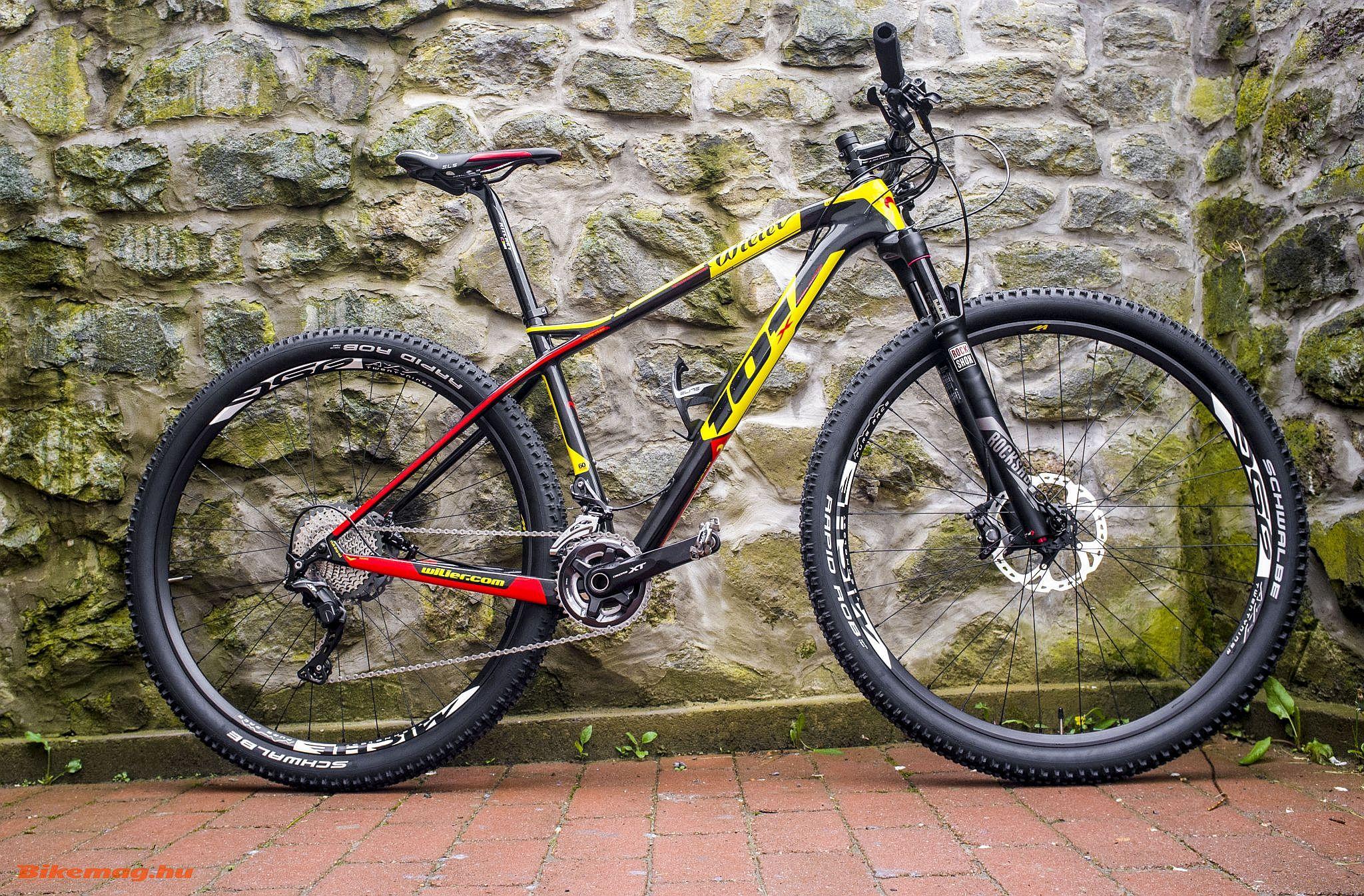 Wilier 101X kerékpárteszt