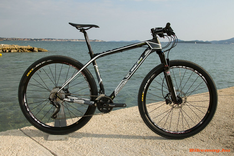 Wilier 101XN kerékpárteszt