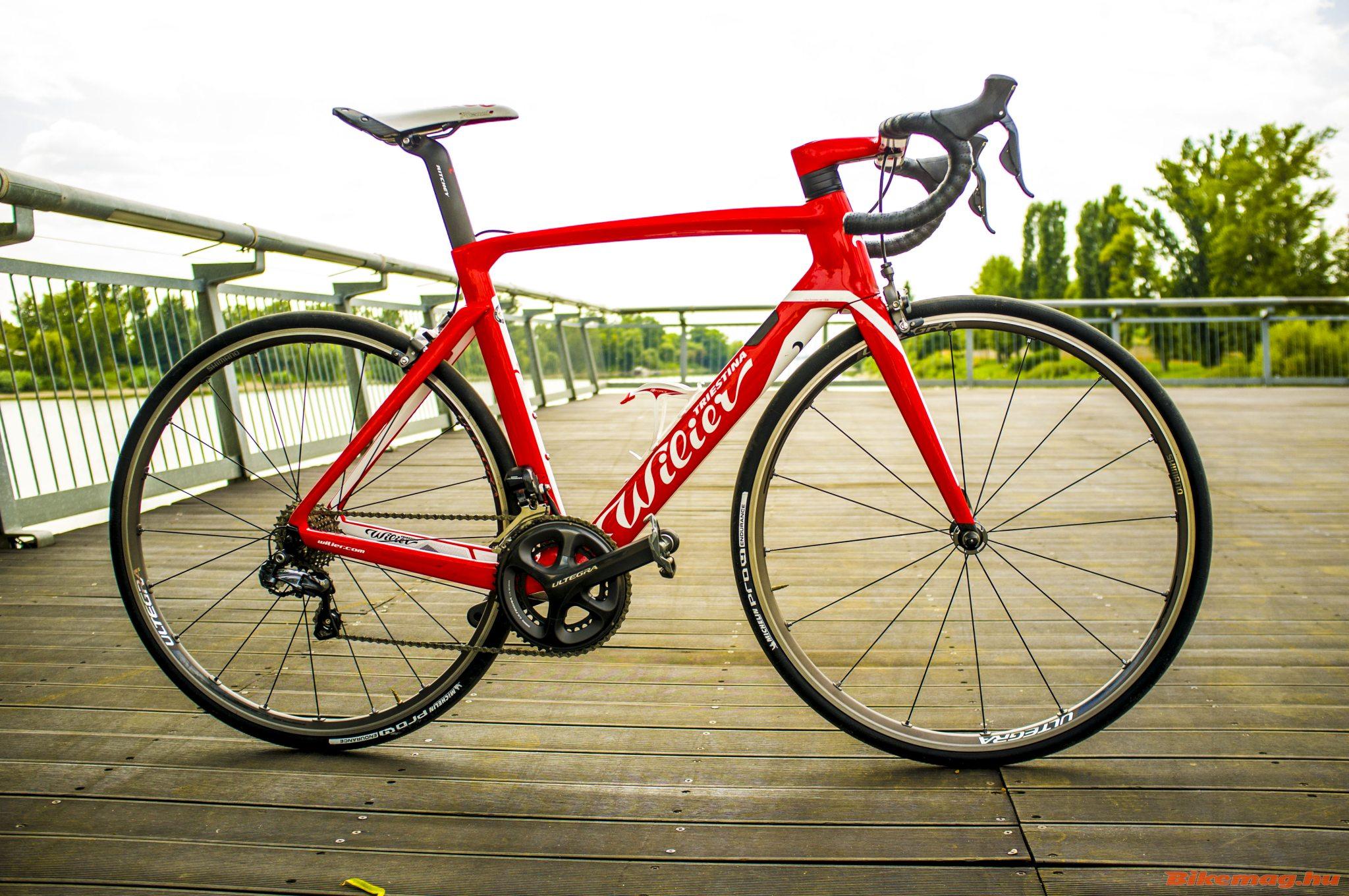 Wilier Cento10Air kerékpárteszt