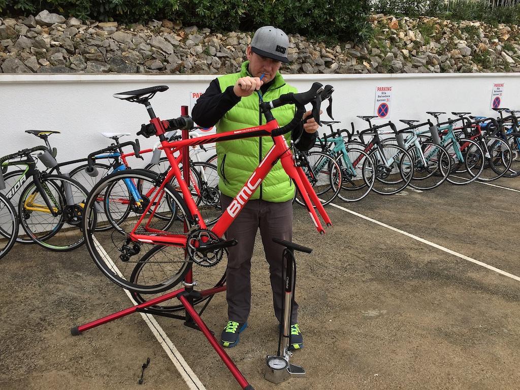 """Ennnyi bringa """"kezelésénél"""" már minden apróság számít!"""