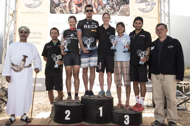 The Trans Hajar Mountain Bike Race 2015Stage 5