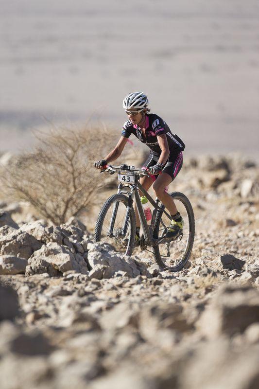 The Trans Hajar Mountain Bike Race 2015 Stage 5