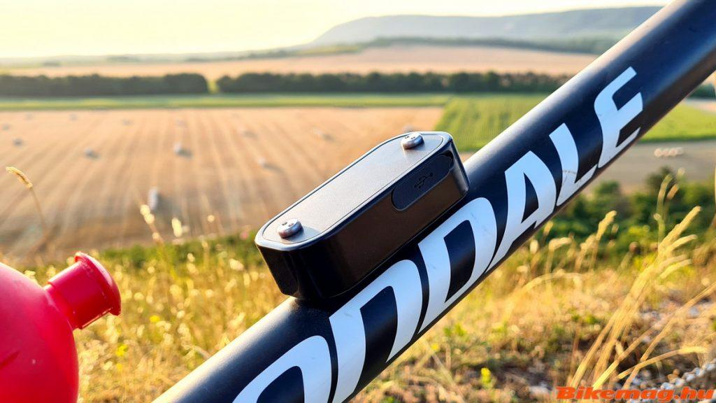 Flexcom kerékpár GPS: a fekete dobozt nem kell elrejteni