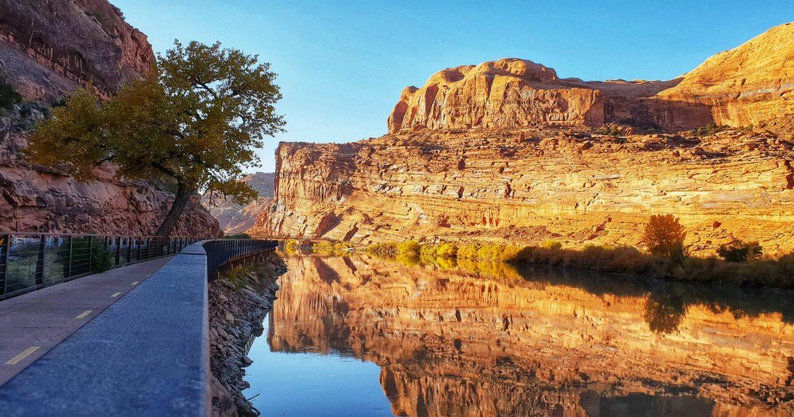 Csábító a Colorado folyó, de rohadt hideg és állítólag veszélyes
